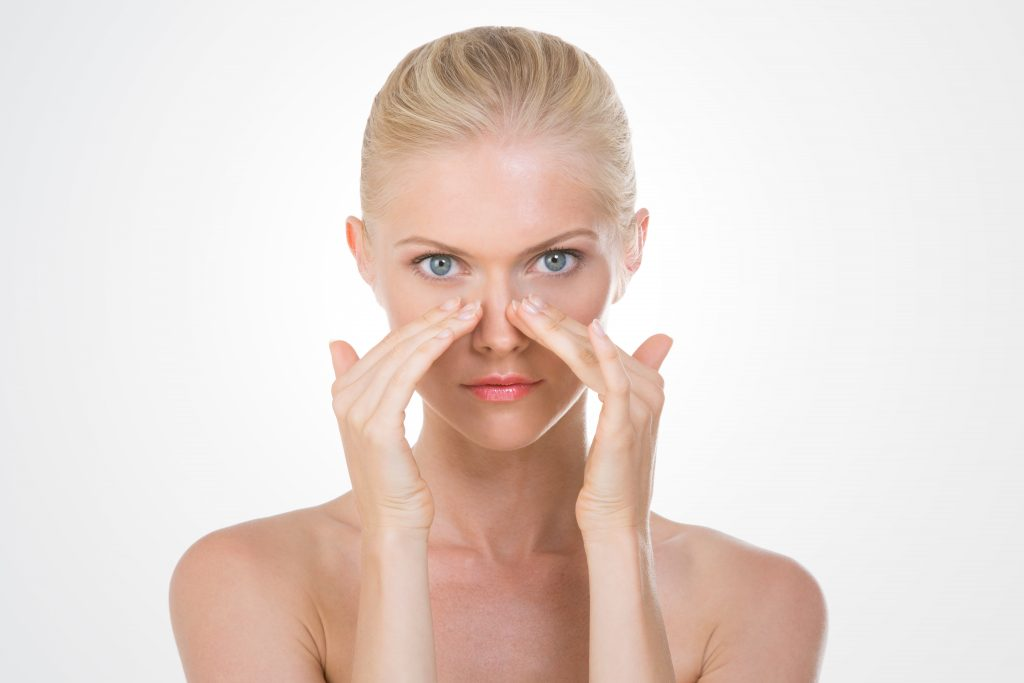 Избавление от заложенности носа в домашних условиях