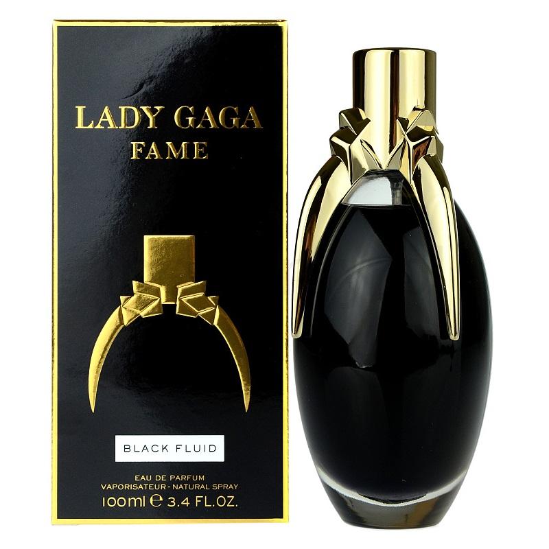 Coty, Lady Gaga, The Fame Black Fluid EDP