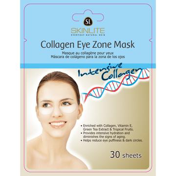 Skinlite Collagen Eye Zone Mask – płatki pod oczy