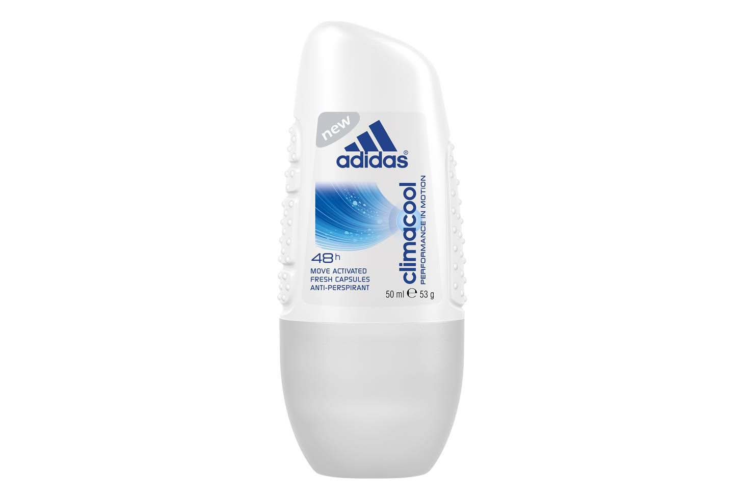 Adidas for Women, Climacool, Roll – On (antyperspirant w kulce)