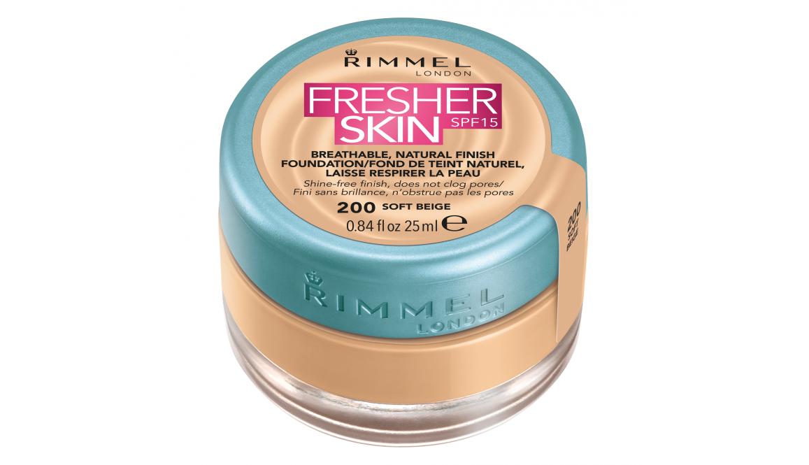 Rimmel, Fresher Skin, podkład