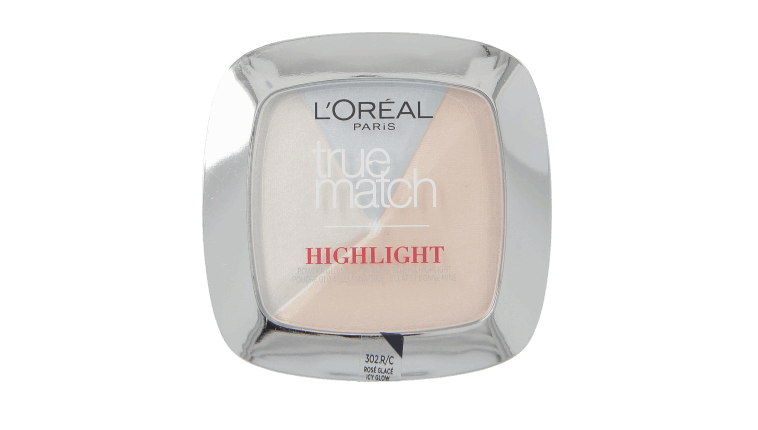 L'Oréal Paris, True Match, Icy Glow Highlight, puder rozświetlający