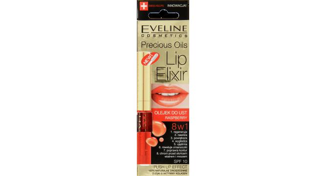 Eveline Cosmetics, Precious Oils, olejek do ust (różne rodzaje)