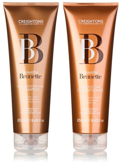 foto: Creightons, Beautiful Brunette, szampon i odżywka do włosów