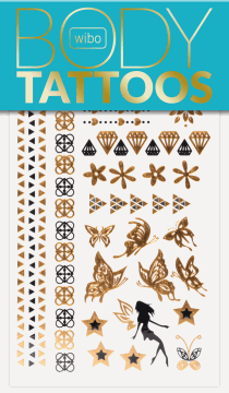 Jednorazowe Tatuaże To Będzie Hit Nadchodzącego Sezonu