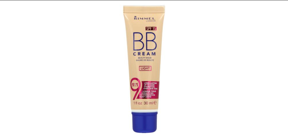 Rimmel, BB cream, krem upiększający SPF 15, nowa wersja