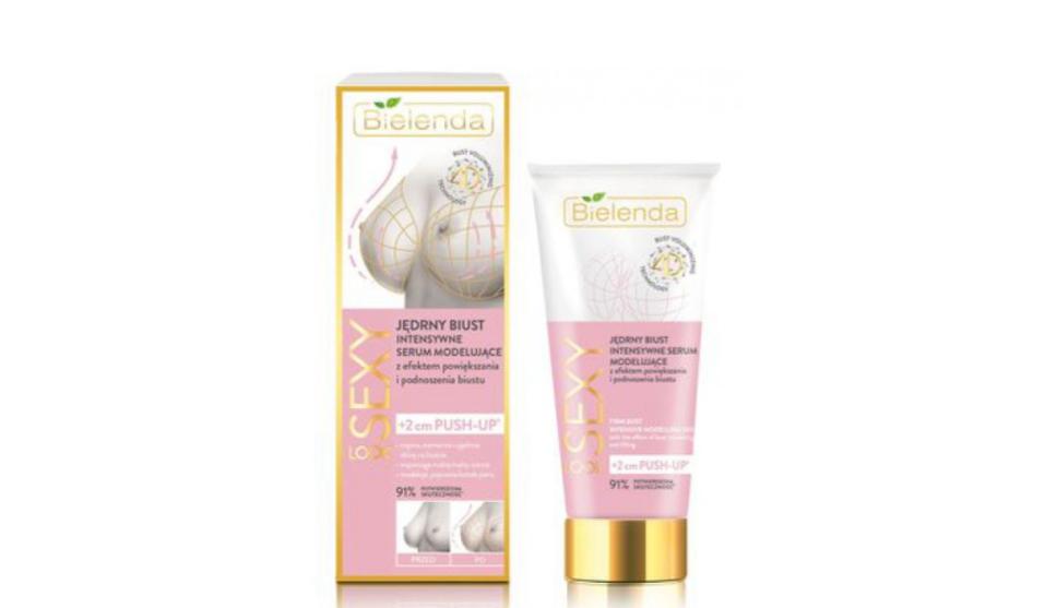 Bielenda, Sexy Look, serum modelujące z efektem powiększania i podnoszenia biustu