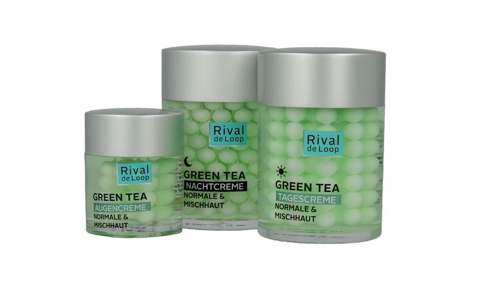 Rival de Loop, Zielona Herbata, krem pod oczy