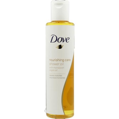 Dove, olejek do mycia ciała, odżywcza pielęgnacja z marokańskim olejkiem arganowym
