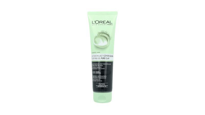 L'Oréal Paris, Czysta glinka, żel do mycia twarzy, detoksykujący