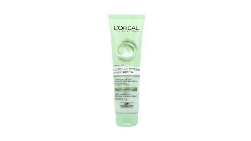L'Oréal Paris, Czysta glinka, żel do mycia twarzy, oczyszczający